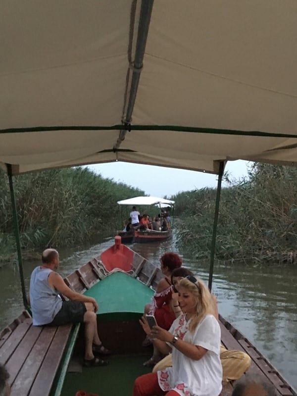 paseos en barca albufera grupos